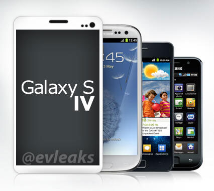 Samsung Galaxy S IV Leaked Images
