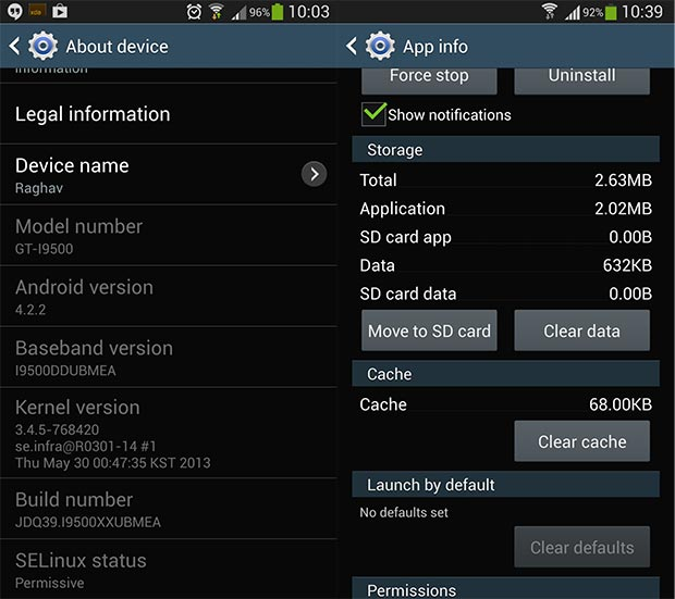 Samsung Galaxy S4 Software Update Rolling out in India