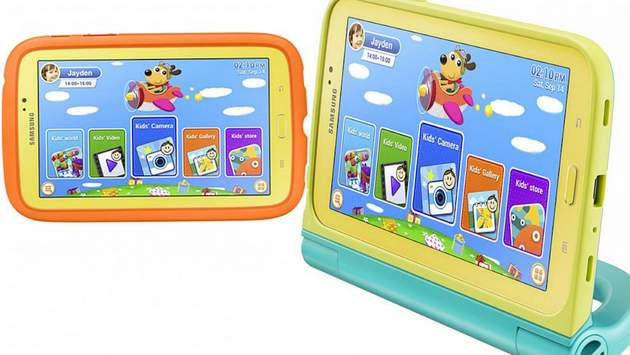 Samsung Galaxy Tab 3 Kids To Be Launched ON November 10 In US For $230