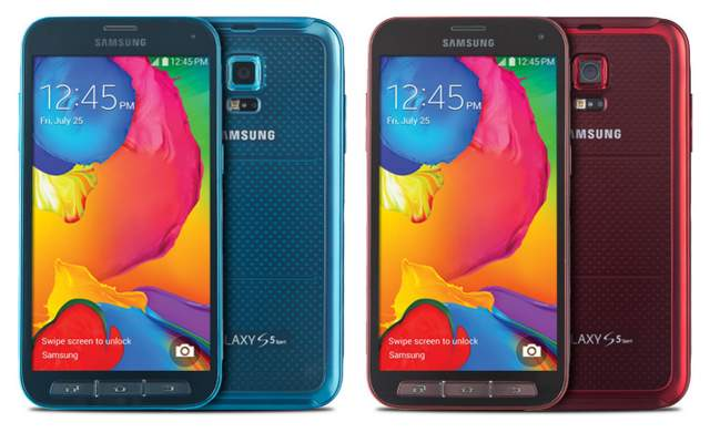 Galaxy S5 Sport Sprint Galaxy S5 Sport Coming to Sprint on July 25 with Free Fitness Tracking Subscription