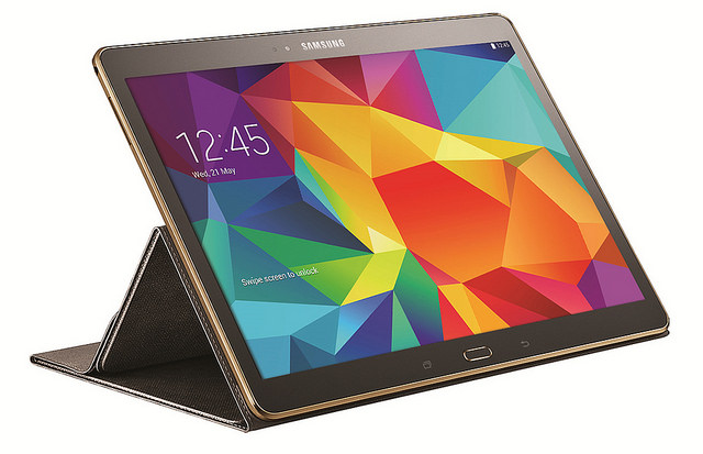 Galaxy Tab S 8.4 and 10.5 Available