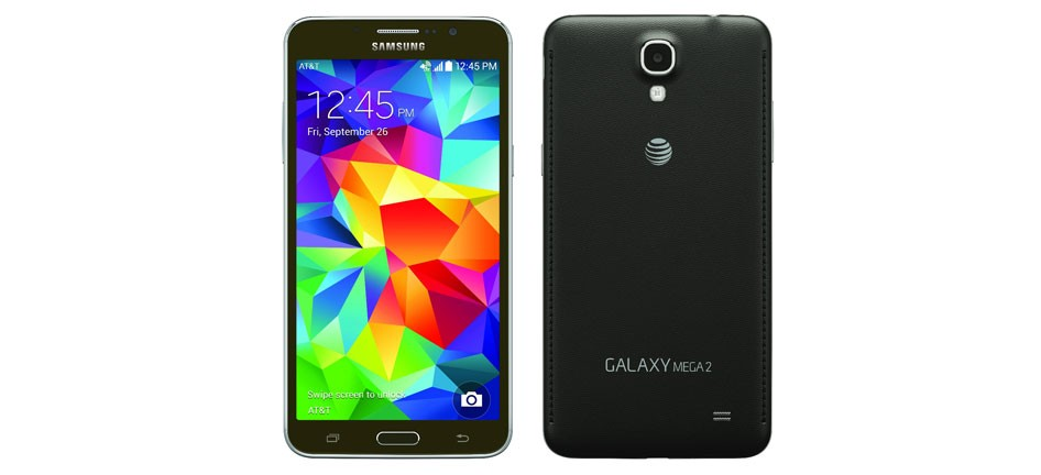 1413813091175 AT&T Galaxy Mega 2 is Coming on 24th October, Will Cost $150 with 2 Years Contract