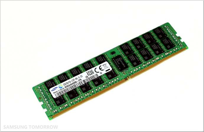 20nm 8Gb DDR4 1 Samsung 8 Gigabit DDR4 RAM is Based on 20 Nanometer Process Technology