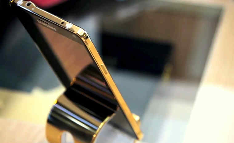Galaxy Note 4 24K Gold Edition