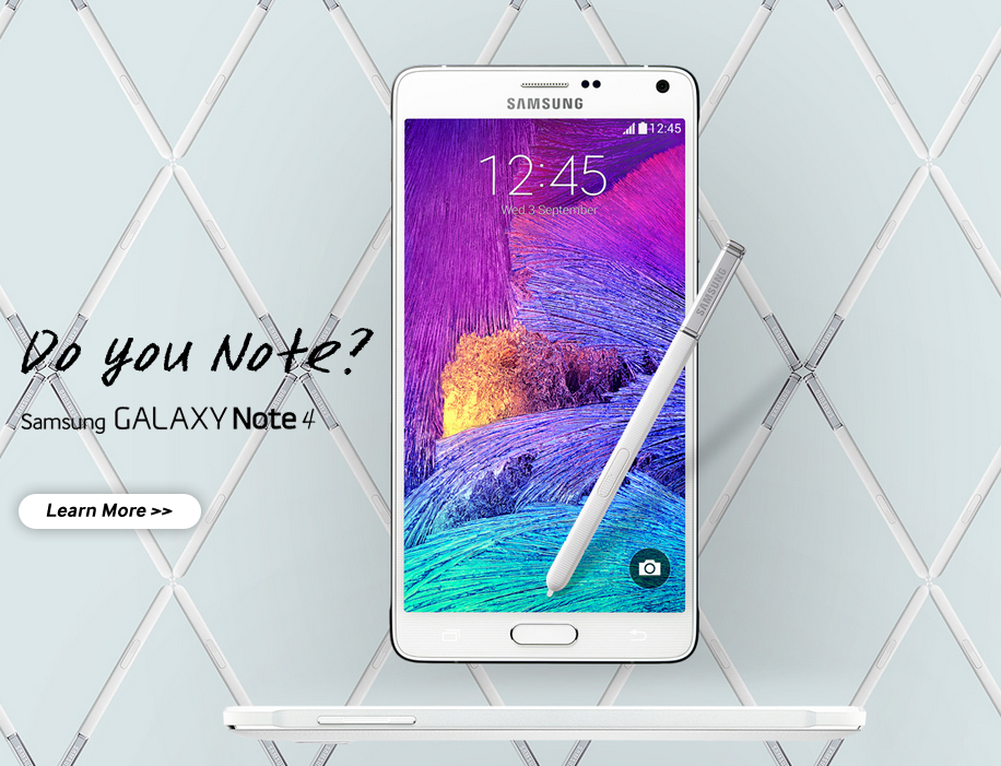 Galaxy Note 4 India Galaxy Note 4 is Here   Costs Rs 58,300  India are You Ready