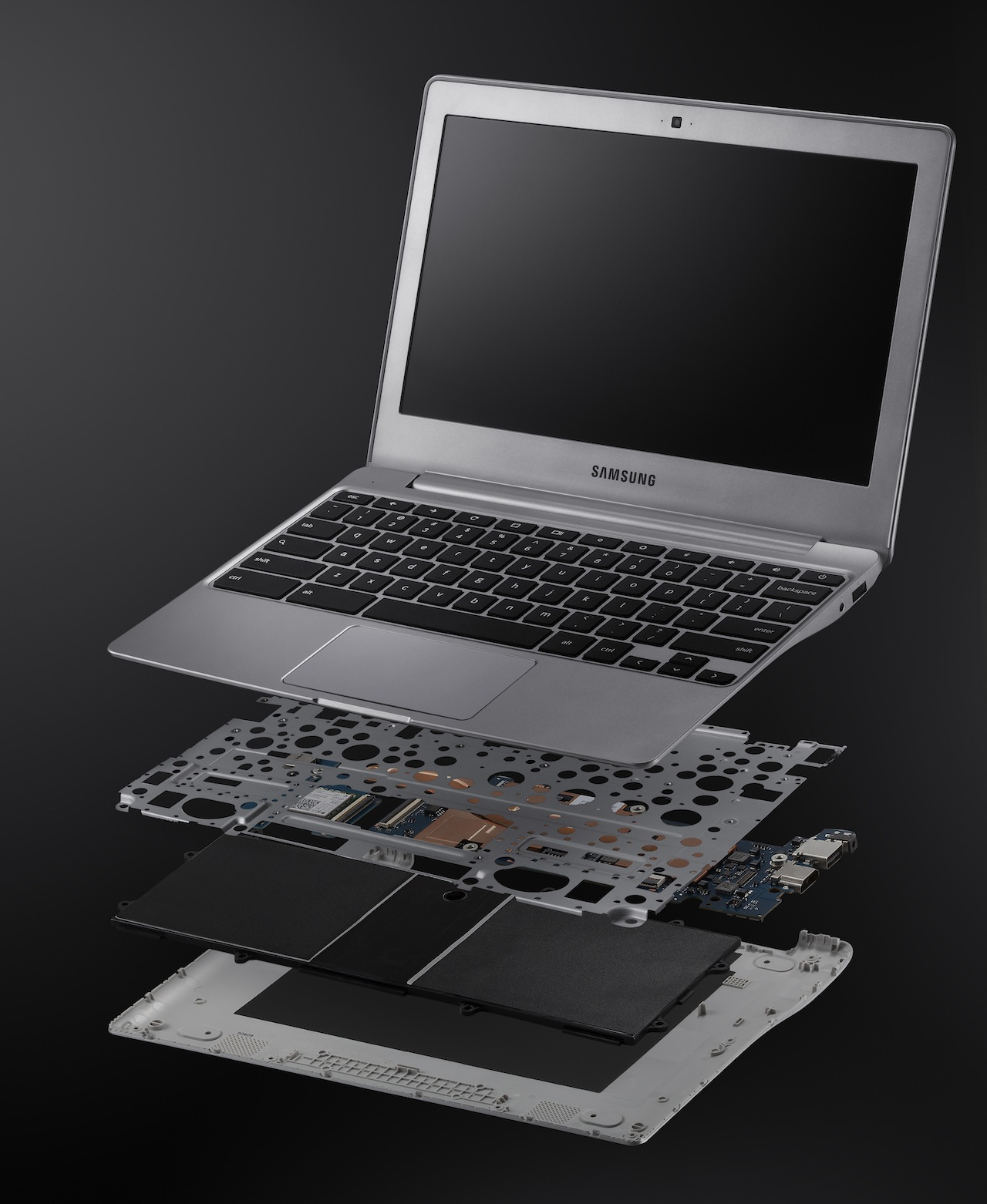 Samsung-Chromebook-2_exploded-view