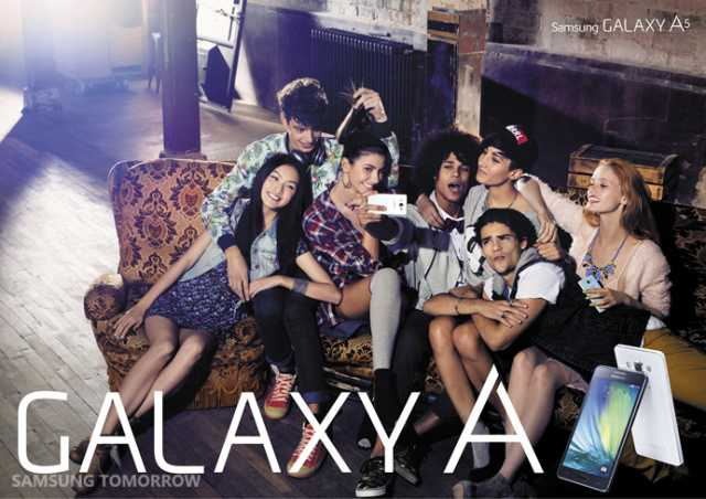 Samsung Galaxy A5 kids 640x452 Galaxy A3 and A5 Promise Metallic Body in Affordable Prices