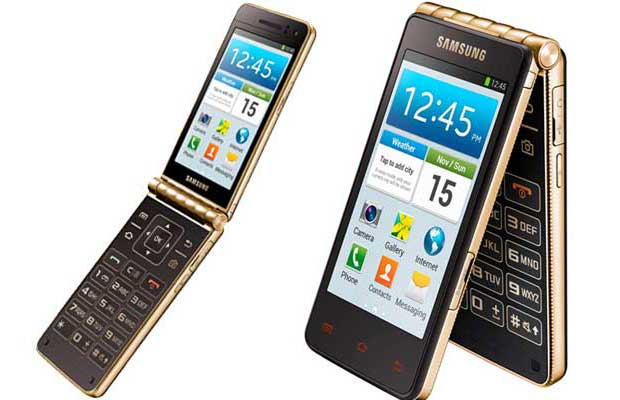 Leaked Photos Of Samsung Galaxy Golden 2 Directly From