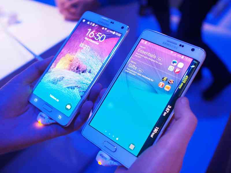 note4 edge 1 Galaxy Note Edge Launched in South Korea