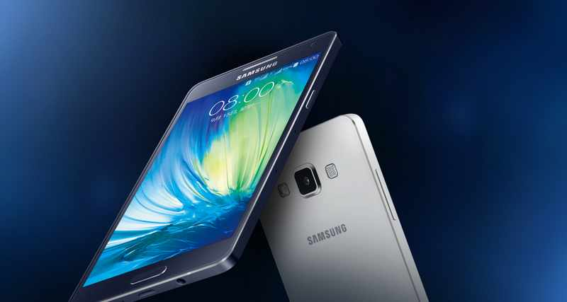SM A5000ZSACHC 639721 0 Dual SIM Galaxy A5 Coming to China
