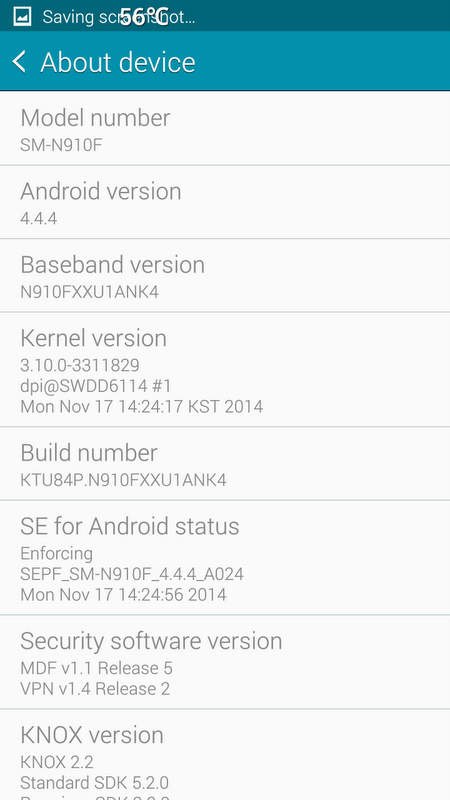 Screenshot 2014 11 21 13 28 32 Galaxy S4 Getting an Unknown Update in Europe