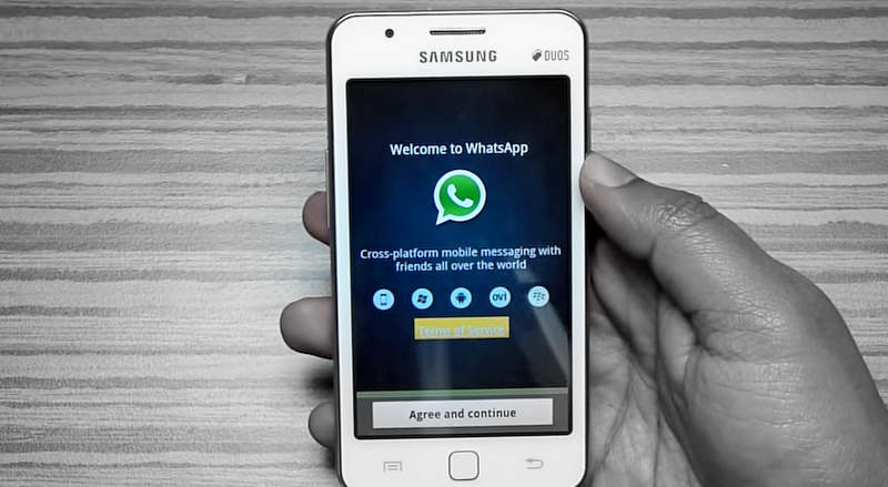 Install WhatsApp and Other Android Apps on Samsung Z1