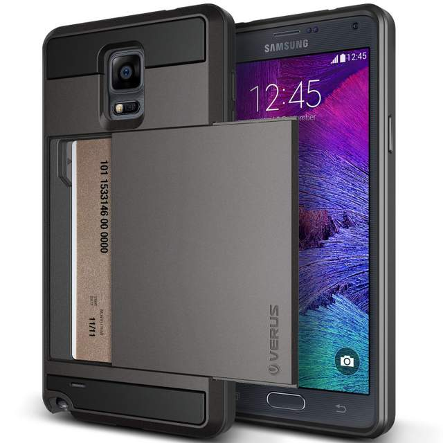 Verus Card Slot Case for Galaxy Note 4