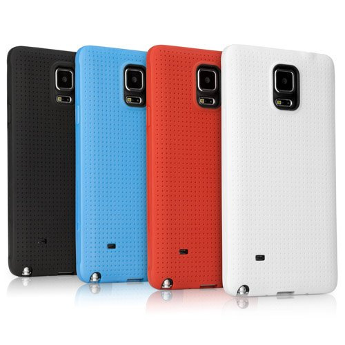 BoxWave SlimGrip Case Galaxy Note 4