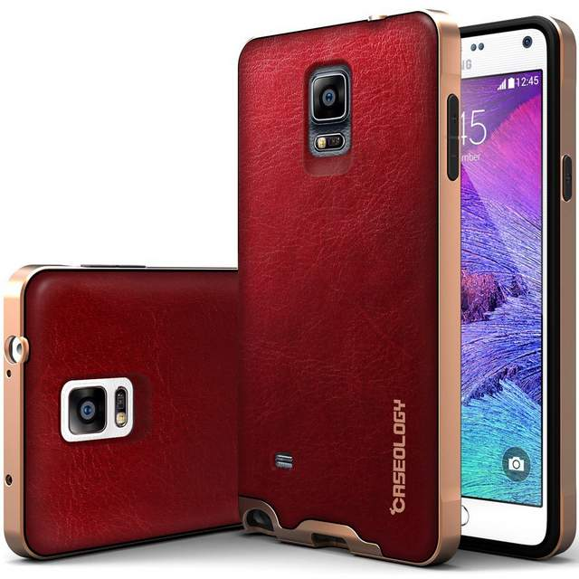 Caseology Galaxy Note 4 Case