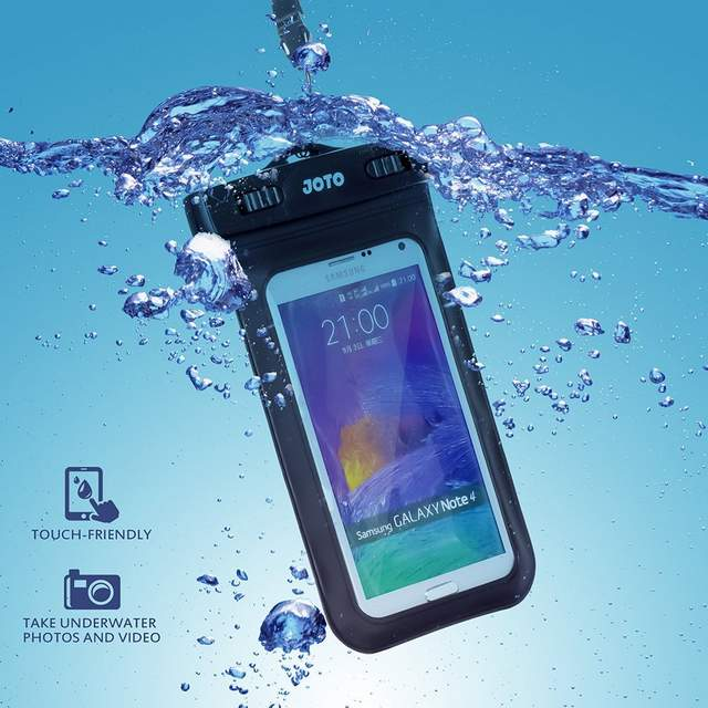 JOTO Waterproof case for Galaxy Note 4