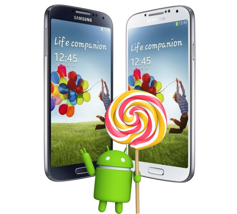 Android 5.0 Lollipop Hits Samsung Galaxy S4 In India ...