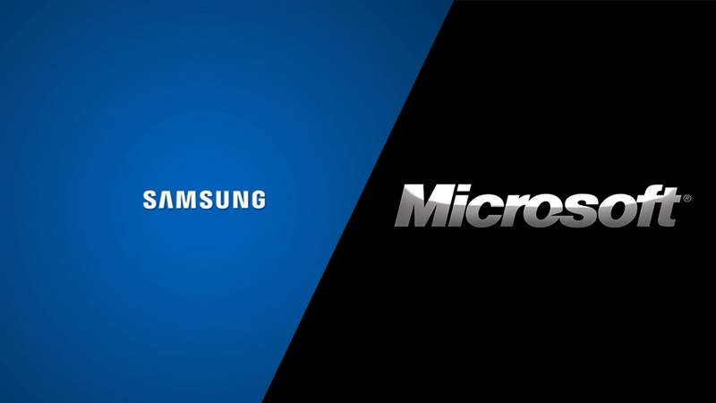 Samsung and Microsoft Settle Contract Dispute