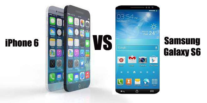 10 Things Galaxy S6 Does That iPhone 6 Can't