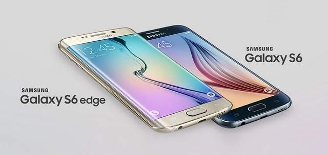 Galaxy S6 and Galaxy S6 Edge Official Press Photo