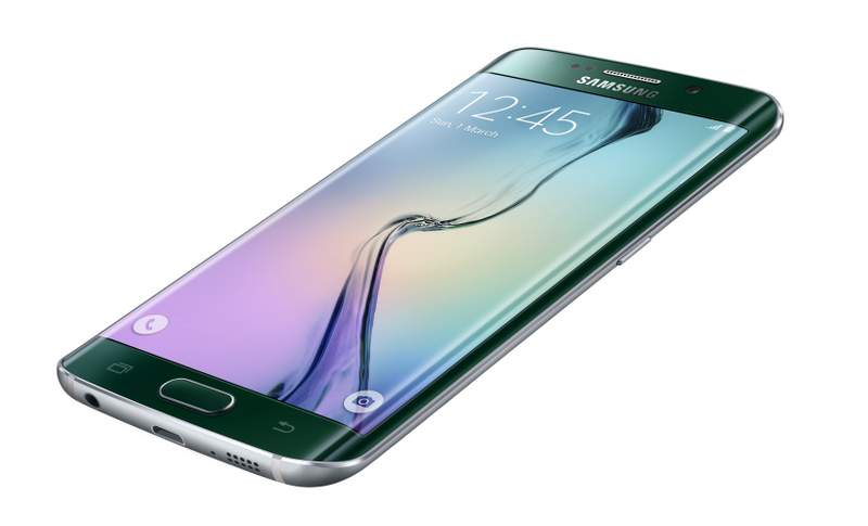Galaxy S6 Edge Green SM-G925F
