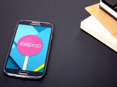 Galaxy S4 Lollipop Update