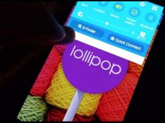 Sprint Note 4 Lollipop Update
