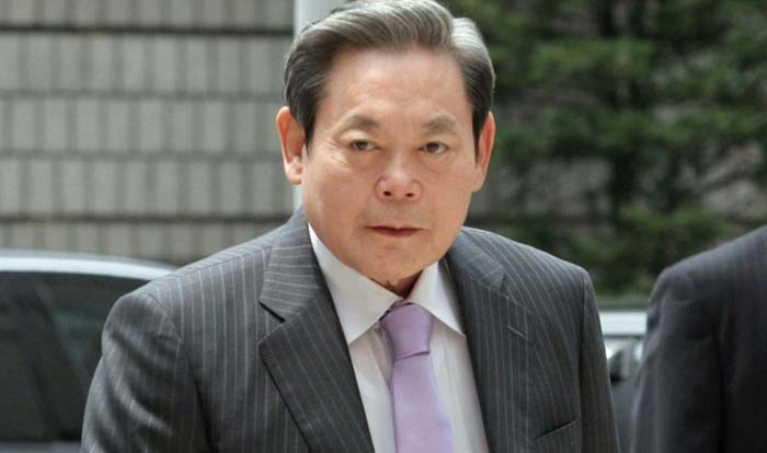 Samsung Stock Prices Rise due to Chairman Lee Kun-hee's Death Rumor -  Samsung Rumors