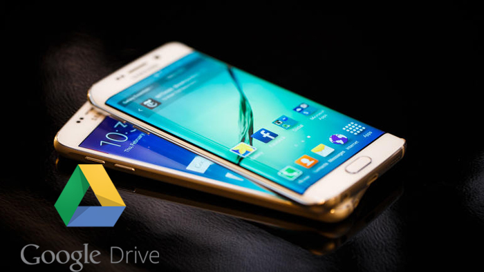 how to backup galaxy s6 to google drive
