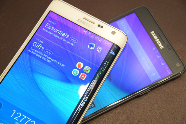 Samsung Galaxy Note 5 And Galaxy S6 Plus Launching Together