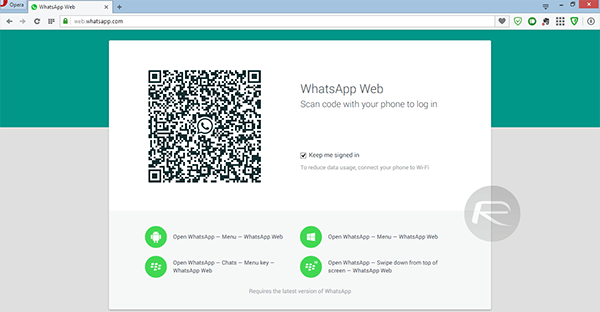 Android Station: WhatsApp on pc