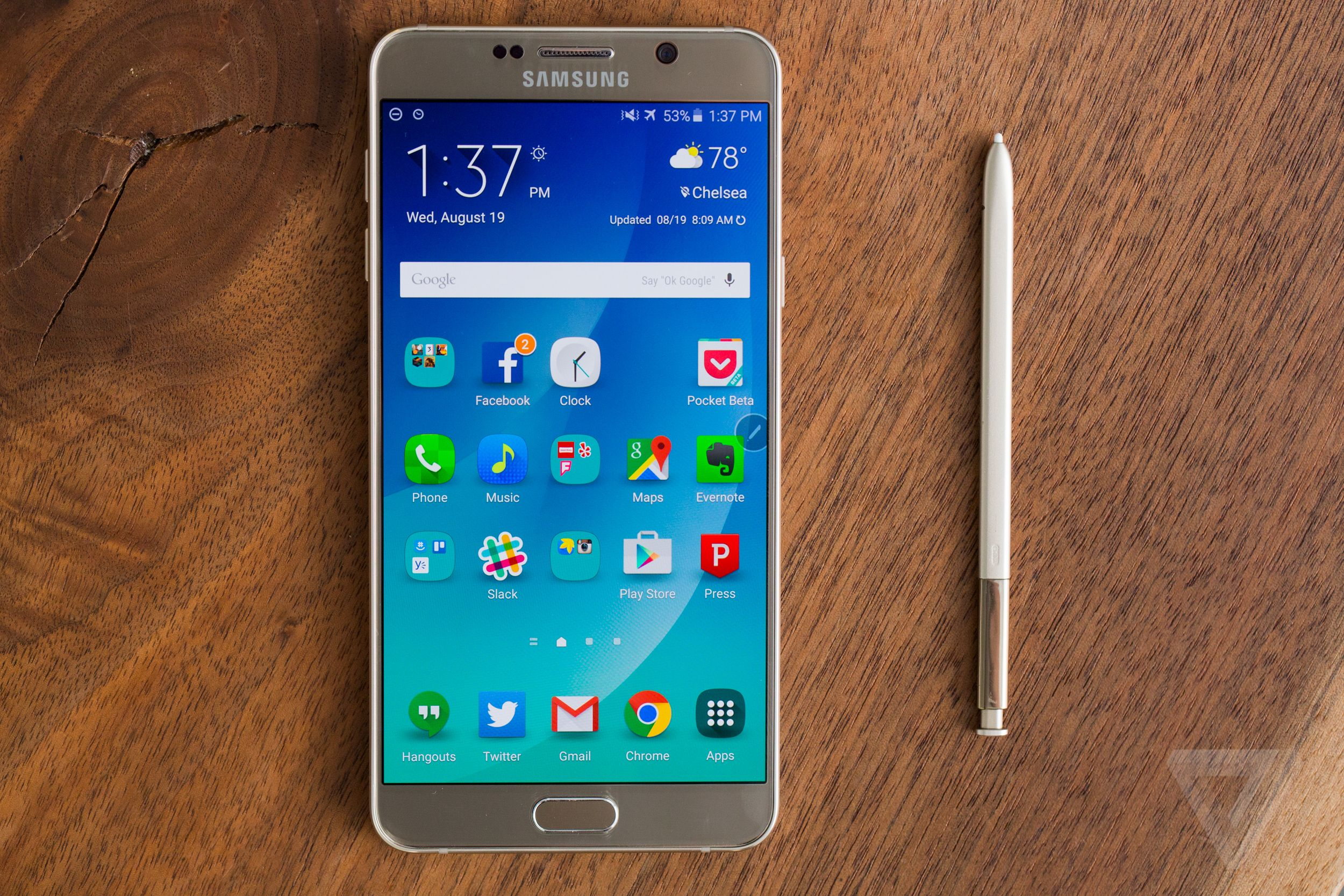 Galaxy Note 5: Top 10 Features