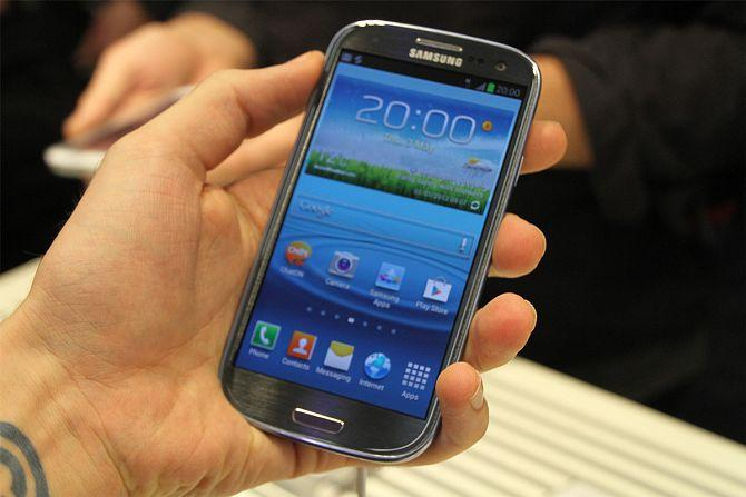 galaxy s3 that catapulted samsung to the top of smartphone world is the most significant among the devices.