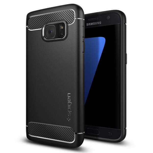Galaxy S7 Spigen Resilient Rugged Armor Case