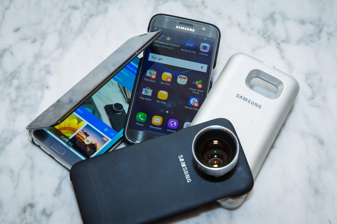 Worthy Accessories For The Galaxy S7 And S7 Edge Samsung