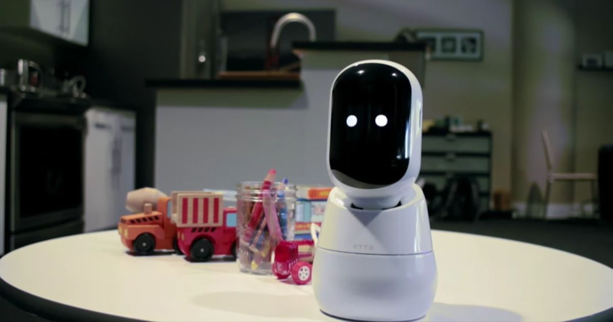 this is otto a personal assistant robot from samsung samsung rumors. Black Bedroom Furniture Sets. Home Design Ideas