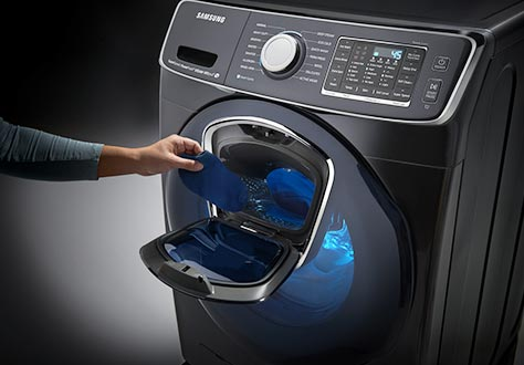Samsung Invents A Washing Machine That Allows You To Add