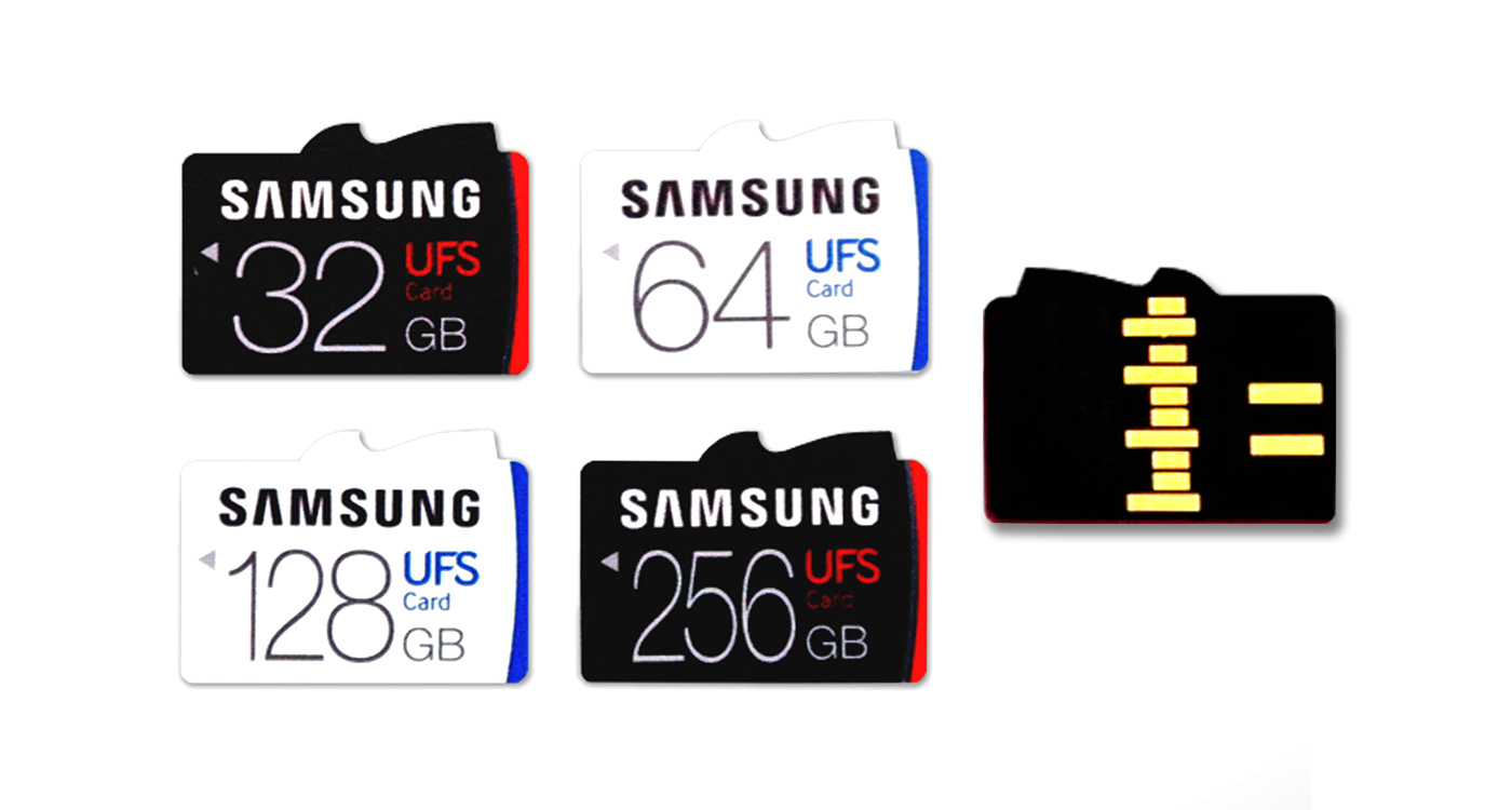 Samsung Introduces Next Generation Memory Cards