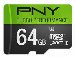 PNY U3 Turbo Performance 64 GB