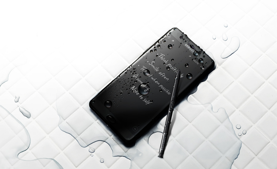note-7-water-resistant