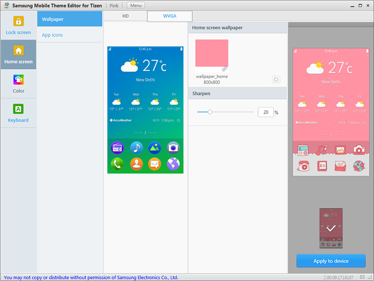 samsung mobile theme creator software free download