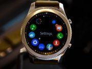 Samsung Pay on the Gear S3