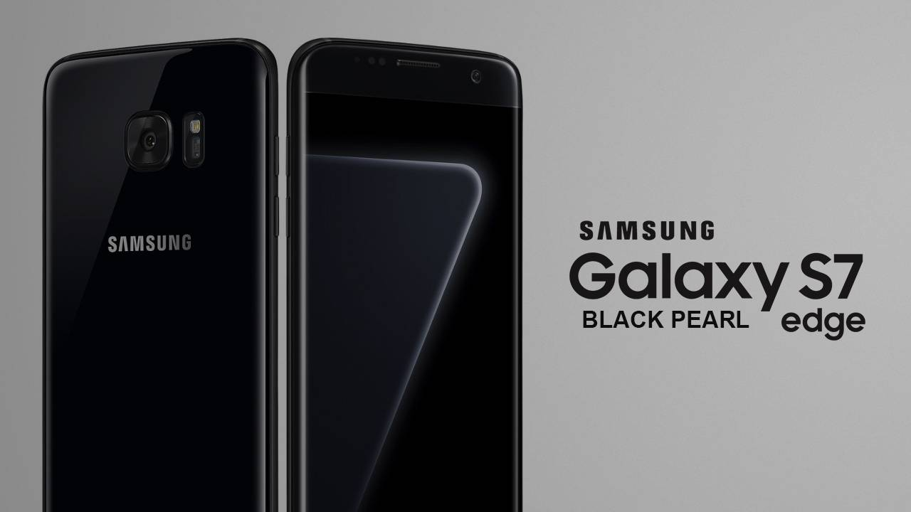 Image result for samsung galaxy s7 edge black pearl