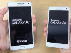 Samsung launching Galaxy A5 and A7 in Brazil
