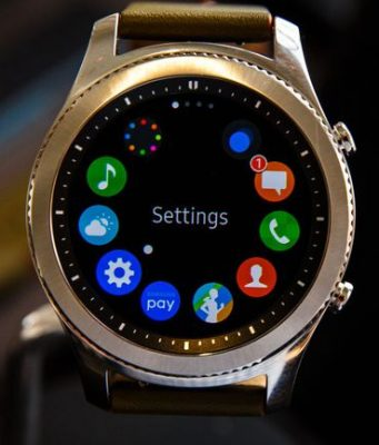 Gear S3 compatibility list for Android and iOS