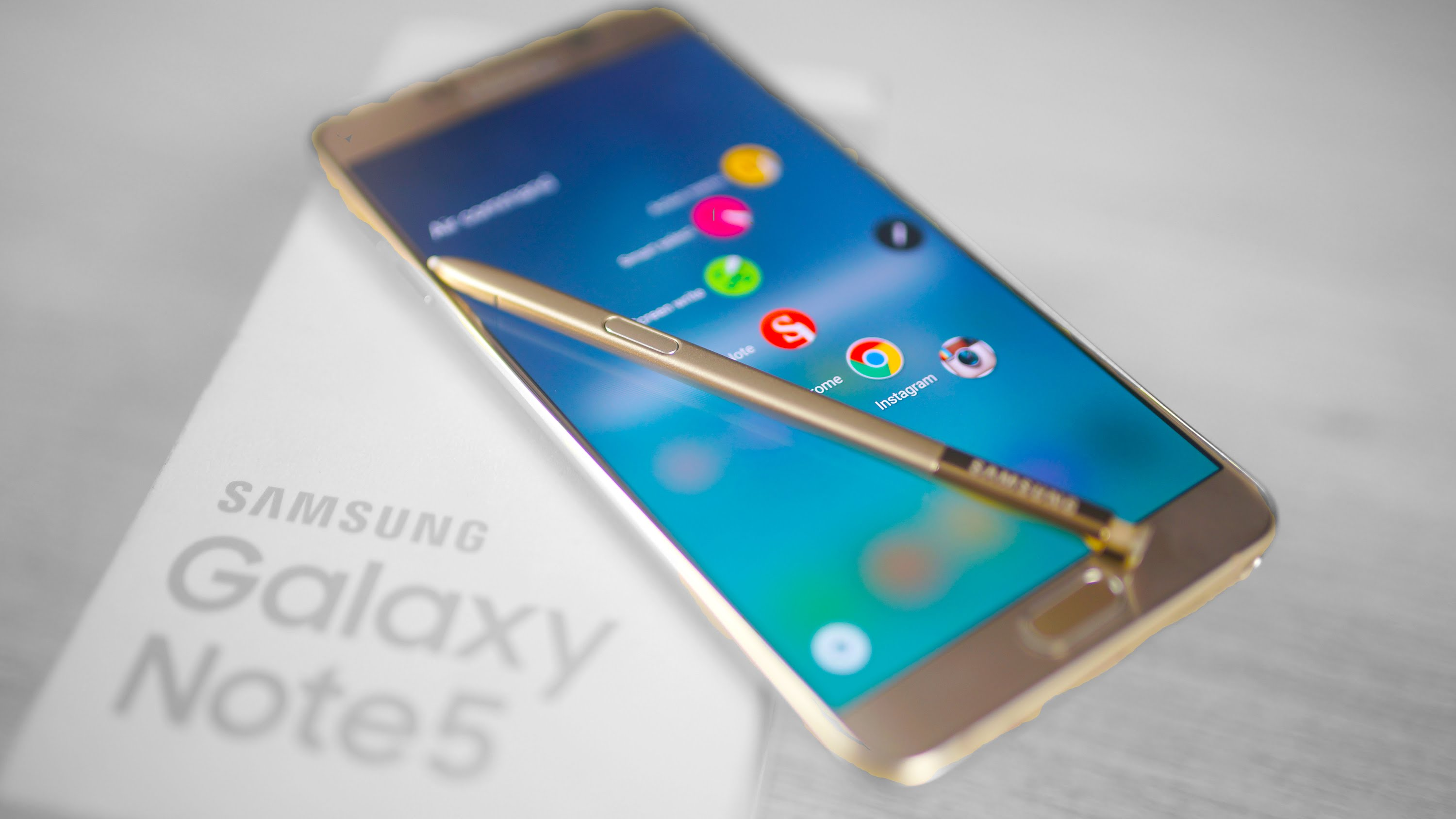 Galaxy Note 5 update bring up Samsung Pay in India