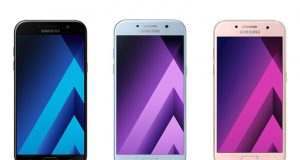 Samsung A (2017) series launching in Indonesia
