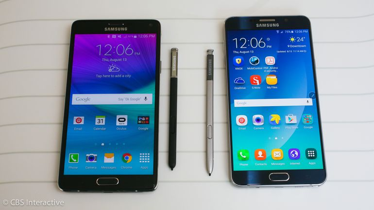 Galaxy Note 5 with Nougat gets Wi-Fi Certification in USA