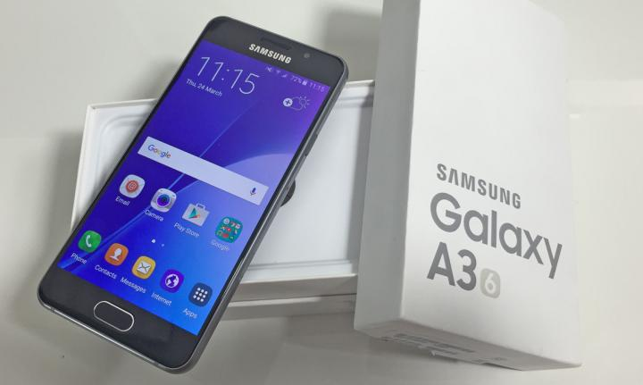 The Galaxy A3 (2016) spotted on Geekbench with Nougat 7.0