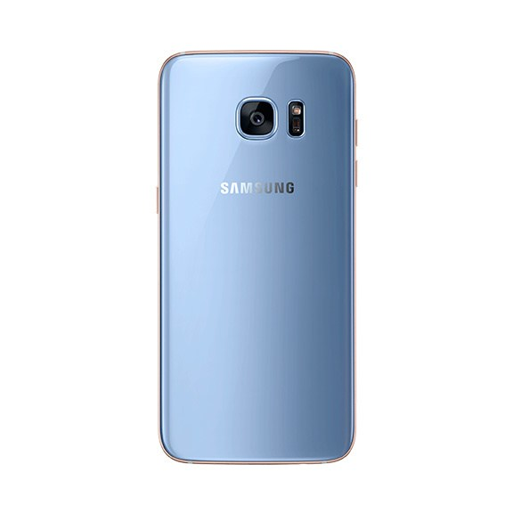 Blue colored Galaxy S8 leaked again